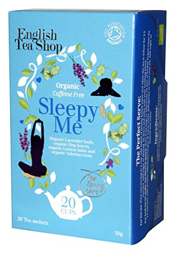 English Tea Shop Sleepy Me Sachet Loving Care Range, 30 Gram, 20 Cups (Pack of 6)