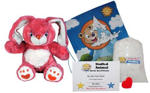 Bunny Kit With Sound (Make Your Own Stuffed Animal