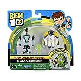 Ben 10 Alien Creation Figures 2 Pack (Cannonbolt, Xlr8), Multi
