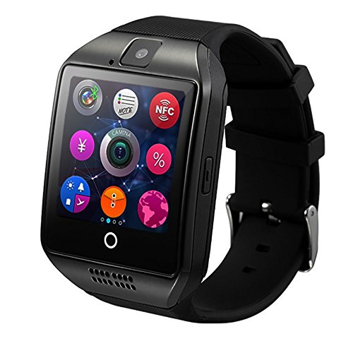 Wildguarder Bluetooth reloj inteligente apro Q18 soporte NFC ...
