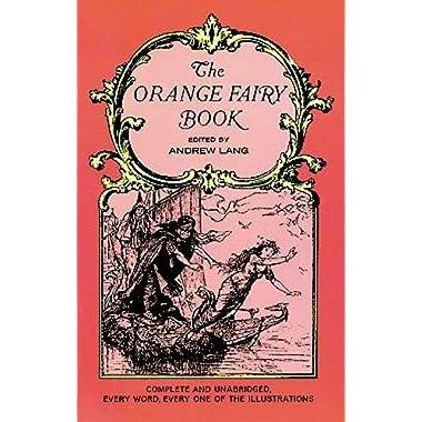 The Orange Fairy Book (Dover Children's Classics)