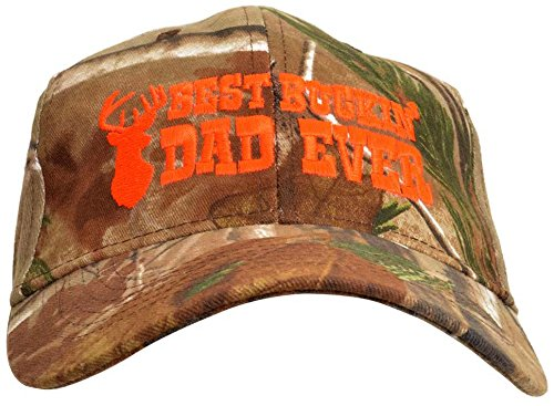 Fathers Buckin Hunting Embroidered Grandpa product image