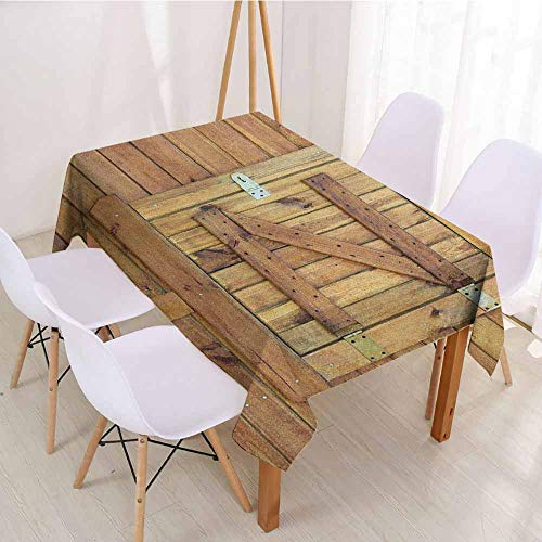 Rectangular Polyester Tablecloth Fabric Tablecloth W 70