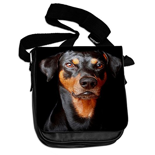 Pinscher German Animal German Shoulder Bag Bag German Animal Shoulder Dog 126 Dog Pinscher 126 xwapq08x