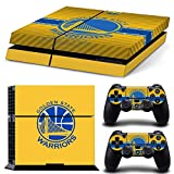 GoldenDeal PS4 Console and DualShock 4 Controller Skin Set - Basketball NBA - PlayStation 4 Vinyl from GoldenDeal