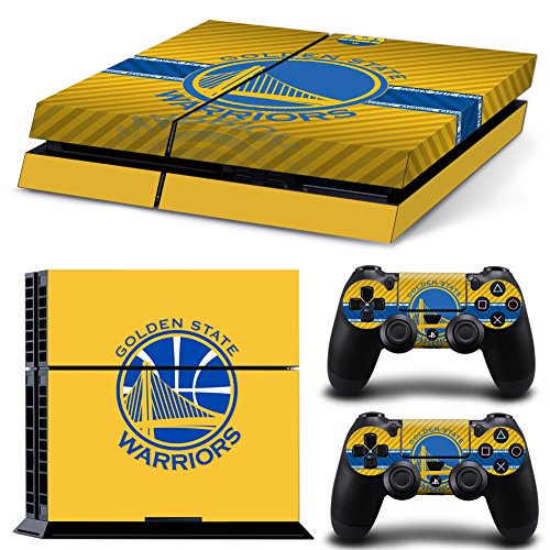 Cheap GoldenDeal PS4 Console and DualShock 4 Controller Skin Set – Basketball NBA – PlayStation 4 Vinyl