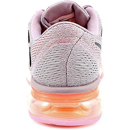 Nike Kvinnor Air Max 2016 Löparsko Lila Rök / Svart-hypr Orange-volts