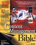Content Management Bible, Bob Boiko, 076454862X