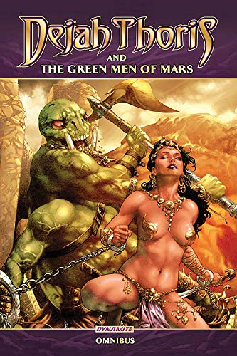 Dejah Thoris Green Men of Mars Omnibus