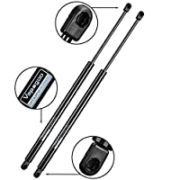 Vepagoo 4573 Tailgate Lift Support for Chevy Trailblazer 2002-2009 - 2 Pcs(a Set) Rear Hatch Liftgate Gas Lift Supports Spring Shocks Struts (EXCLUDING XL OR EXT MODELS (Extended Length Body Style)
