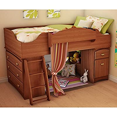 South Shore Loft Bed Imagine Collection