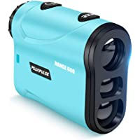 PEAKPULSE S600AG Golf Rangefinder with Slope Compensation Technology, Flag Acquisition Technology and Fast Focus System, Perfect for Choosing The Right Club. 550 Yard Range, 7X Magnification.