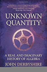 Unknown Quantity by Derbyshire, John Published by Atlantic Books (2008)