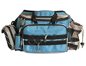 Fishing Waist Pack - Waterproof Fishing Tackle Bags - Sports Hiking Crossbody Bag