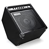 Coolmusic DM-35 40W Personal Monitor Electronic Drum Amplifier Dual Channel Speaker with 2 Band EQ