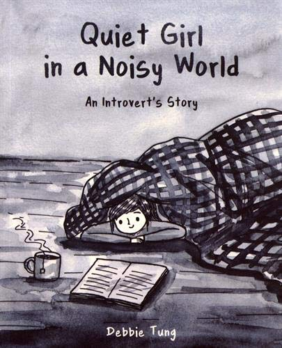 Image result for quiet girl in a noisy world