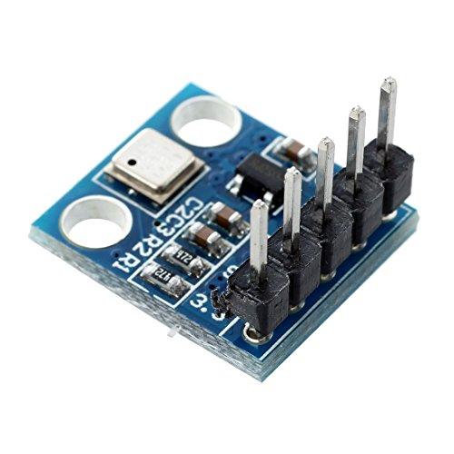 SODIAL(R) BMP180 Digital pressure sensor board module 8-pin For Arduino spare BMP085