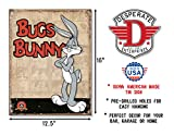 Desperate Enterprises Bugs Bunny Retro Panels Tin