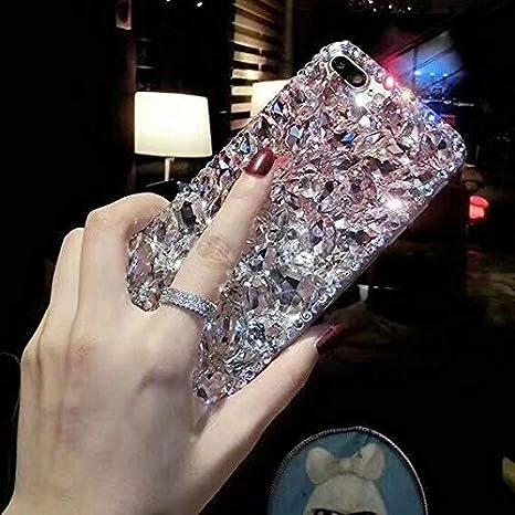 coque iphone xr diamant