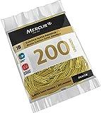 Elástico para Alimentos N.18, Mercur B0501020407008, Amarelo