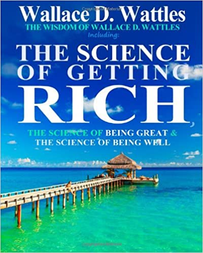 "The cover of ""The Science of Getting Rich."""