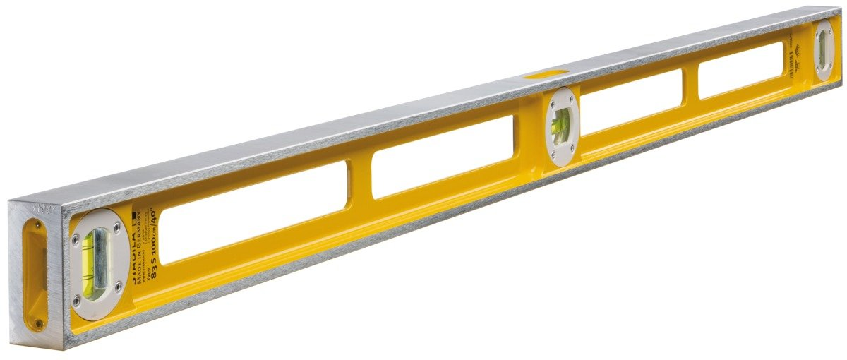 Stabila 83s Level Double Plumb 1000mm/40in 2546