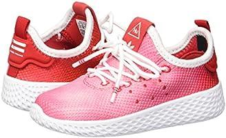 adidas Originals Kids' Pw Tennis Hu I,redwhitewhite,5.5
