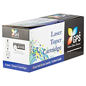 GPS 116 Toner Cartridge Compatible for Samsung MLT-D116S Toner Cartridge for Use in Xpress SL-M2625, SL-M2626, SL-M2675, SL-M2676, SL-M2825, SL-M2826, SL-M2875, SL-M2876