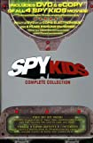 Spy Kids - Complete Collection (Boxset) DVD