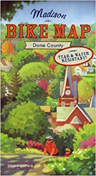 |IBOOK| Madison Bike Map - Dane County. Quiet mamahi linea estado votes gratis Elastic finds