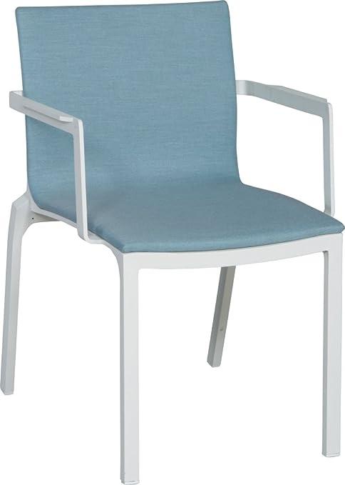 Amazonde Stern Sessel Scala In Weißeisblau