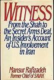 Witness, Mansur Rafizadeh, 0688073697