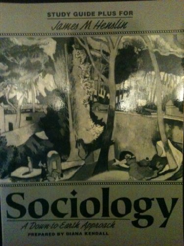 Sociology: Down to Earth Approach Study Guide