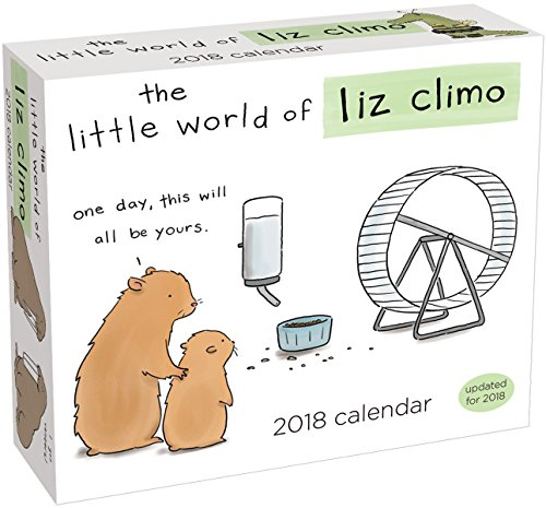 The Little World of Liz Climo 2018 Day-to-Day Calendar PDF