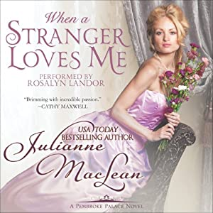When a Stranger Loves Me Hörbuch