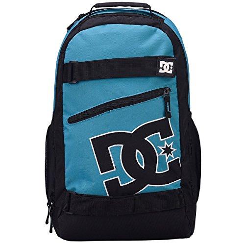 DC Mens Dc Skate Pack Backpack One Size Algiers Blue (Dc Shoes Mens Backpack)