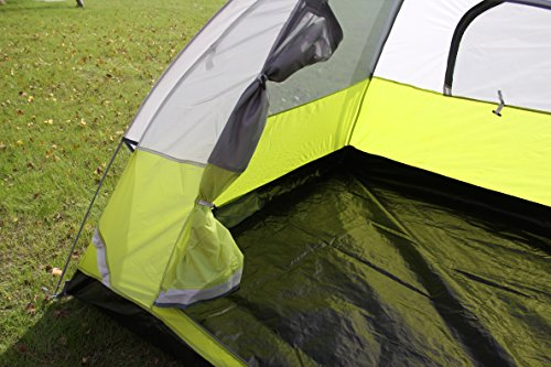 SKYLINK Backpacking Tent 246 Person Waterproof Family Hiking Tent 4 Season Tent & SKYLINK Backpacking Tent 246 Person Waterproof Family Hiking ...