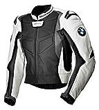 BMW Genuine Motorcycle Riding Men'S Sport Jacket EU-54 |USA-44 Black / Gray