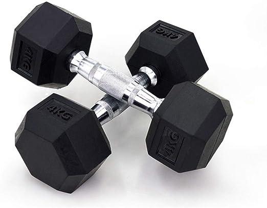 Mancuernas Fitness y ejercicio Mancuernas 1pcs Gimnasio con ...