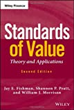 Standards of Value, Jay E. Fishman, 1118138538