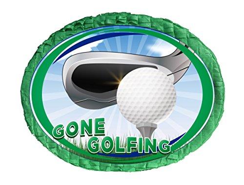 Gone Golfing Pinata by Aztec Imports Pinatas