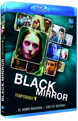 Black Mirror - Season 1 ( Black Mirror - Season One ) [ Blu-Ray, Reg.A/B/C Import - Spain ]