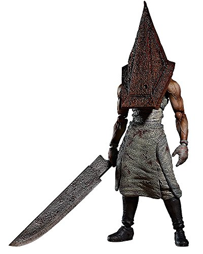 FREEing Silent Hill 2: Red Pyramid Thing Figma Action Figure