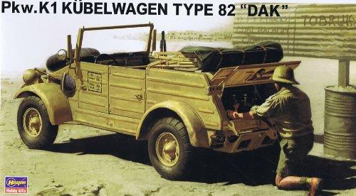 Pkw.K1 Kübelwagen Typ 82