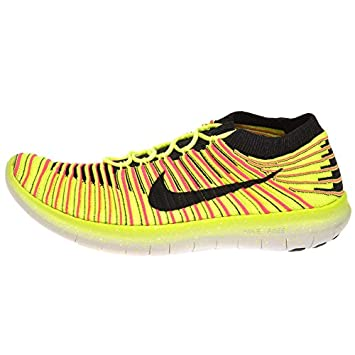Nike Womens WMNS Free RN Motion FK OC, Multi-Color Multi-Color, 8.5 M US