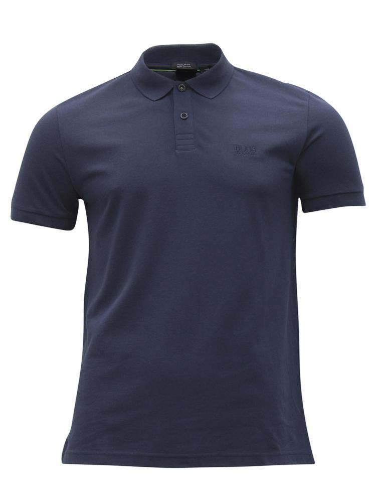 ヒューゴボス ピロ 半袖ポロシャツ   B07K6TDR9T