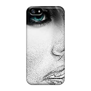 Hot The Woman Sketch First Grade Phone Cases For Iphone 5/5s Cases Covers