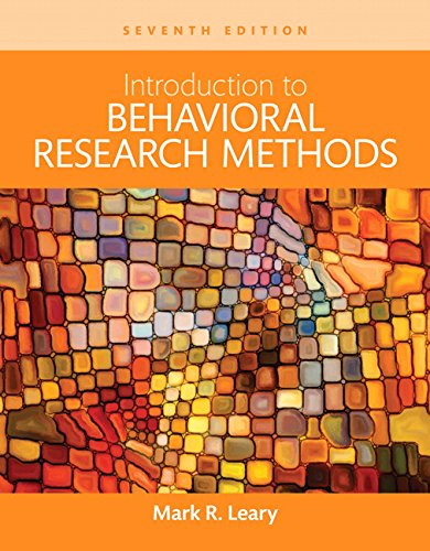 Intro.To Behavioral Ressearch... Access