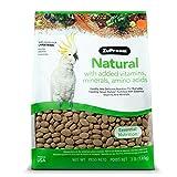 Zupreem Natural Large Bird Food, 3-Pound Larger Image