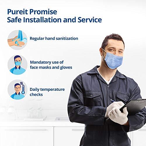 HUL Pureit Advanced Pro Mineral RO+UV 6 Stage 7L Water Purifier